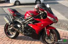 Triumph daytona 675 R 2015 Perfect condition and well maintained